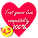 Real love test calculator true english ! <3