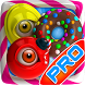 Candy Monster by Movefinger Studio