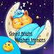Good Night Wishes Images by rockingrockers