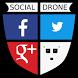 SocialDrone by Sensorcon, Inc.