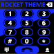 Theme Rocketdial Mixer Blue