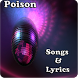 Poison All Music by andoappsLTD