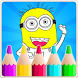 Coloring Book For despicable by Coloring Book Super Games