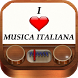 Italian Music Radio by Your Favorite Apps