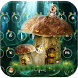 Fairy forest Keyboard theme by Fantasy Keyboard studio