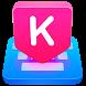 Kiwi Keyboard - Emoji Text Keypad by SMS & MMS & Free Text & Free Call & Messenger Team