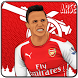 Alexis Sanchez Wallpapers HD by Oumashu Studio Inc.