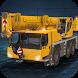 Heavy Construction Crane Parking 2017