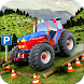 Offroad 3D Tractor Parking Games