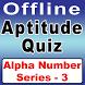 Aptitude Quiz - Alphanumeric-3 by PARVEEN KAUR