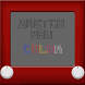 Etch A Sketch Pad Color by ANND Consulting Games