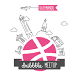 Kathmandu Dribbble Meetup 2017 by Fawesome Apps