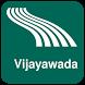 Vijayawada Map offline by iniCall.com
