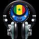 Radio Senegal by blue sky