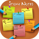 Sticky Notes : Floating Notes by Trending Corner