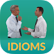 English Idioms and Phrases Dictionary & Proverbs.. by Awabe Dictionary
