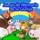 Juego de memoria La Granja by VikingZone