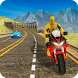 Super Hero Bike Racing Games : Endless 3D by Gaming Globe Inc.