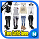 Teen Outfit Ideas by NursAndi