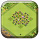 Town Hall 5 Farming Base Maps by sankaapps