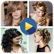 2017-18 latest girls/bridal hairstyle video tips by 2k18apps