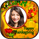 Thanksgiving Photo Suit Frames by Papaya Apps Studio
