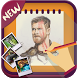 How To Draw Thor Ragnarok 2017 by iDev-New: Super-Human Drawing Apps