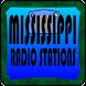 Mississippi Radio Stations by Tom Wilson Dev