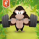 Gorilla Weight Lifting: Strong by Heckr LLC