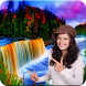 Waterfall Photo Frames by Sky Studio App