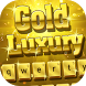 Gold Luxury Keyboard Theme by Panda Keyboard Theme
