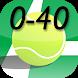 Love40 -Tennis Score Board- by TAMOLink
