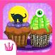 Spooktacular Halloween Cupcake by amazingmobilegames