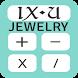 Jewelry Calculator by BERSERK.DESIGN
