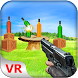 VR Bottle Shooting Expert by Eye Sol Tech