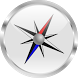 Stylish Compass by Carinae Software