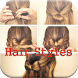 Hair Styles Step by step by Learn How to Makeup Studio