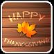 Thanksgiving 2016 Greetings by Papaya Apps Studio
