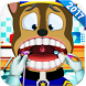 Crazy Paw Dentist Puppy by Pj Game Loft