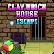 Simple Escape Games - Clay Brick House Escape