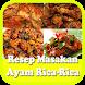 Resep Masakan Ayam Rica Rica by aditidev