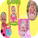 Life Baby Dolls and Little Girls Video by Ava Queen