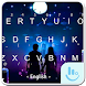 Under The Moon Keyboard Theme by Fashion News