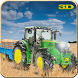 Farm Tractor Logs Transport by Level9 Studios