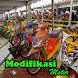 Modifikasi Motor Sport by BerkahMadani