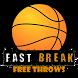 Fast Break Free Throws by Slyon Studios LLC
