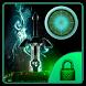 Undefeated myth sword theme