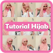 Tutorial Hijab Muslimah by Masturi Developer
