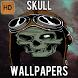 Skull Wallpaper and Backgrounds by Rake App