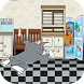 Tom jump and Jerry run in the kitchen by gndev